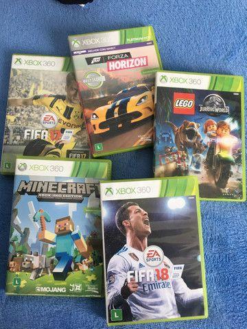 Xbox 360 completo com kinect - Foto 4
