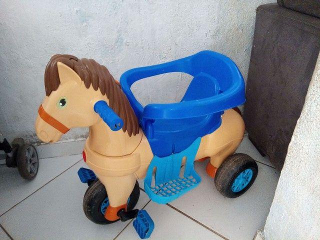 Motoca do cavalinho  - Foto 2