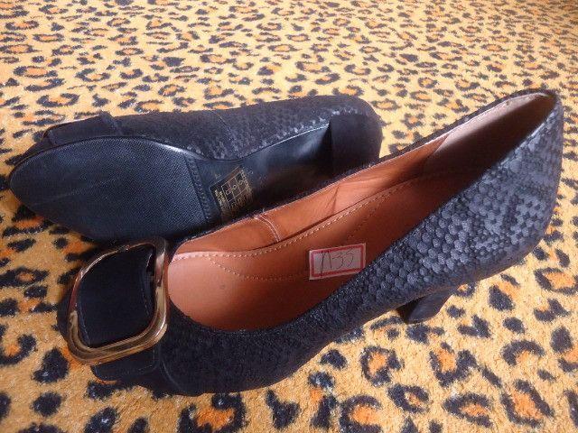Calçado feminino N°35 semi novo - Foto 3