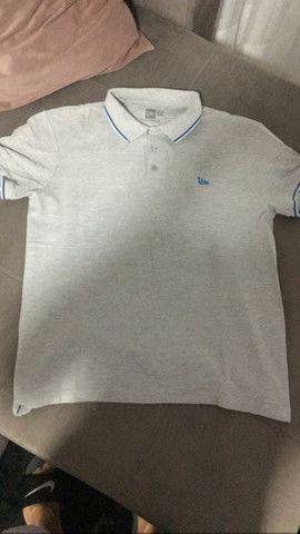 Camiseta Polo New Era 3por R$120 - Foto 2