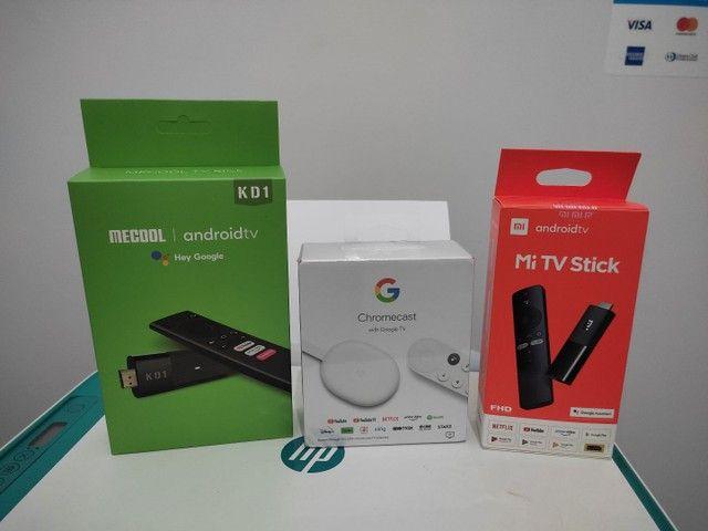 Mi tv stick Original Xiaomi Com comando por voz - Foto 2