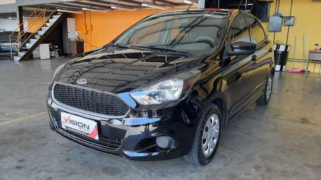 2. Ford KA SE 1.0 Hatch - Imperdível