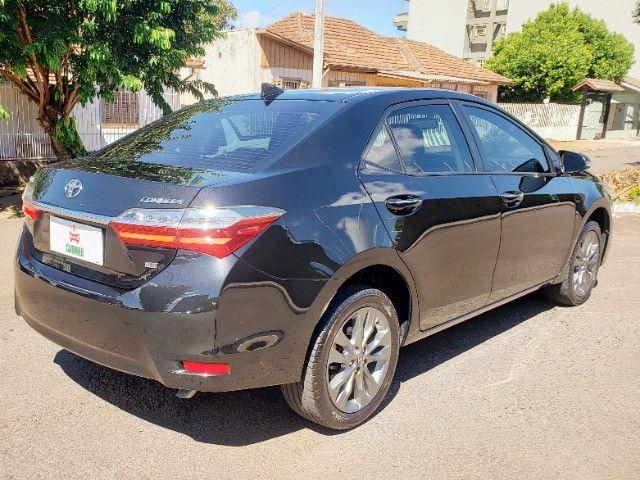 Corolla XEI único dono zerado carro todo original IPVA 2021 pago - Foto 7