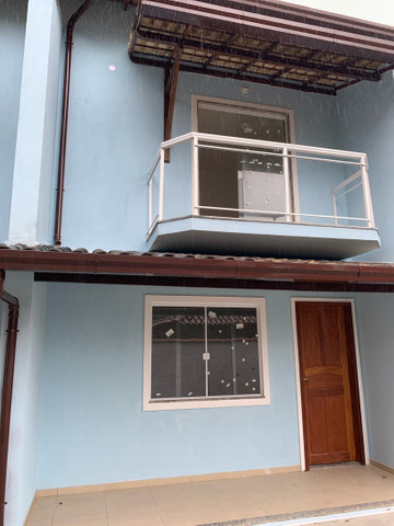 Alugo casa duplex novíssima - Foto 6