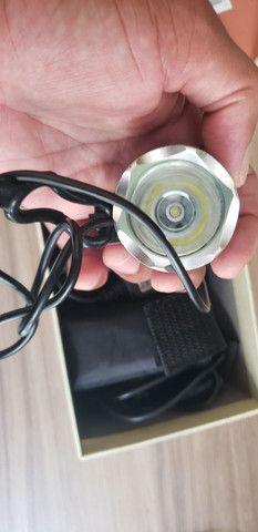 Lanterna LED Baike  - Foto 4