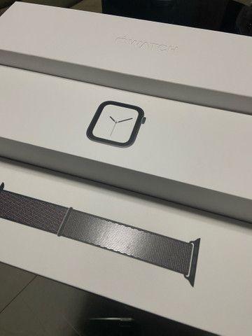 Apple Watch (GPS) S4 44mm - Space Gray  - Foto 4