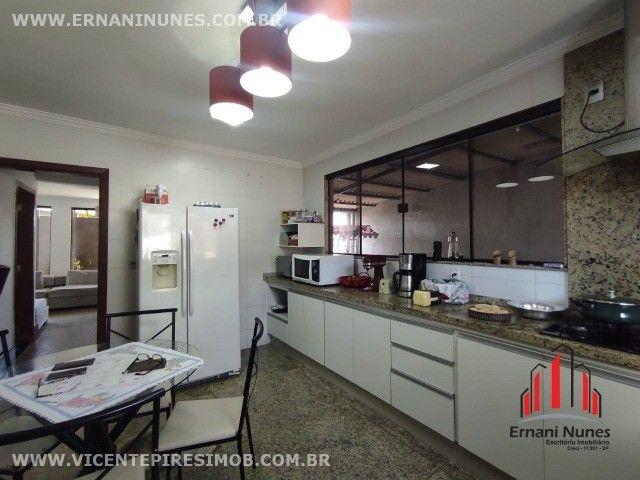 Casa 4 Qtos 3 Stes, 2 Pavimentos em Arniqueiras - Ernani Nunes - Foto 6