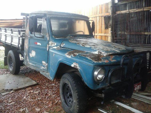 FORD F-75 WILLYS FORD F-75