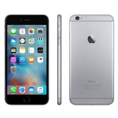 Iphone 6plus 64gb black (estado de zero)