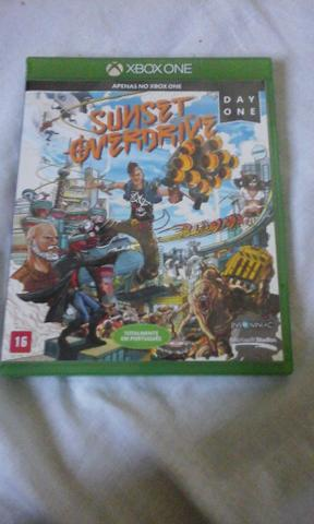 Sunset Overdrive, Xbox one