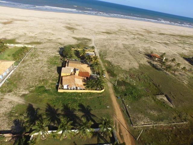 Praia do saco, aluguel, frente para o mar, pé na areia - Foto 19