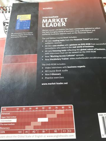 Livro market leader intermediate 3rd edition com dvd livros e livro market leader intermediate 3rd edition com dvd fandeluxe Choice Image