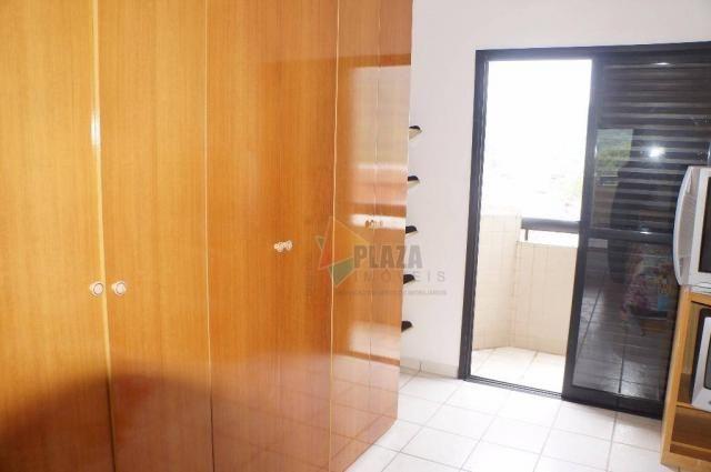 Apartamento com 2 dormitórios à venda, 70 m² por R$ 250.000,00 - Canto do Forte - Praia Gr - Foto 13