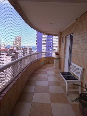 Apartamento residencial à venda, Vila Tupi, Praia Grande. - Foto 8