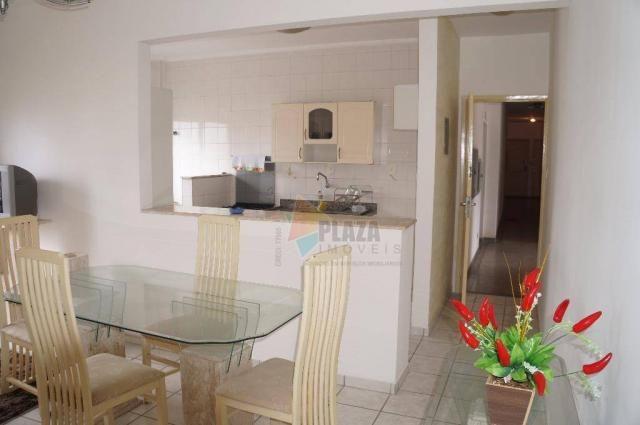 Apartamento com 2 dormitórios à venda, 70 m² por R$ 250.000,00 - Canto do Forte - Praia Gr - Foto 4