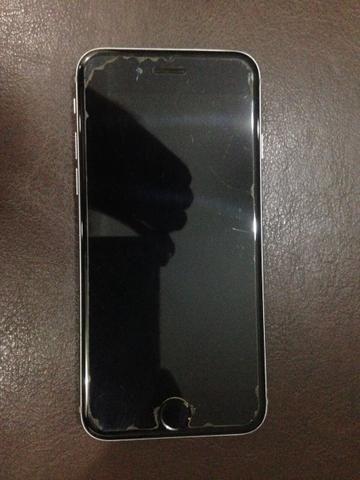 IPhone 6 16gb com todos acessórios!