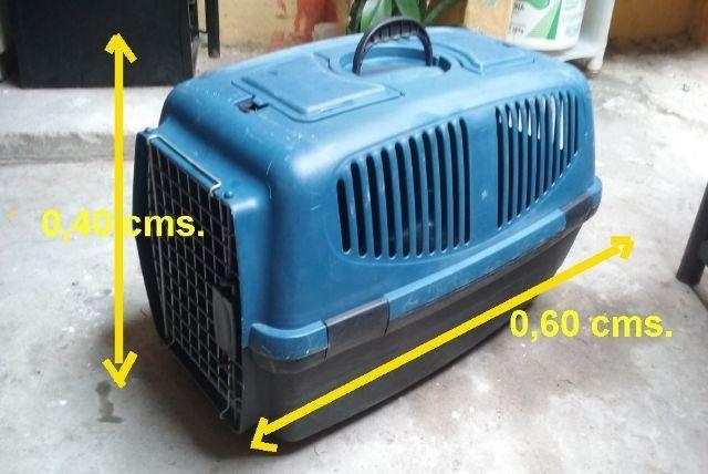 Caixa de transporte para pequenos caes ou gatos