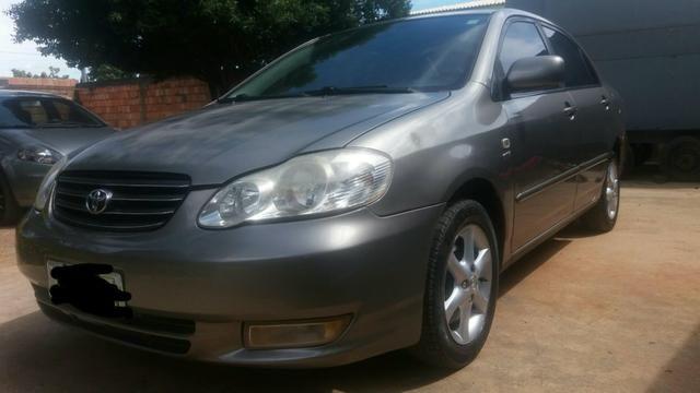 Corolla xei 1.8 automatico 2003