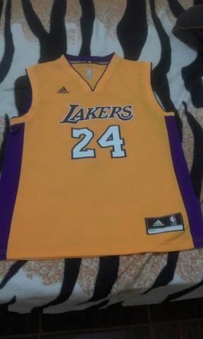 NBA Los Angeles Lakers Kobe Bryant 24 Adidas Original