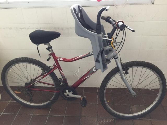 Vendo Bicicleta Caloi, Pouquíssimas vezes usada!!!