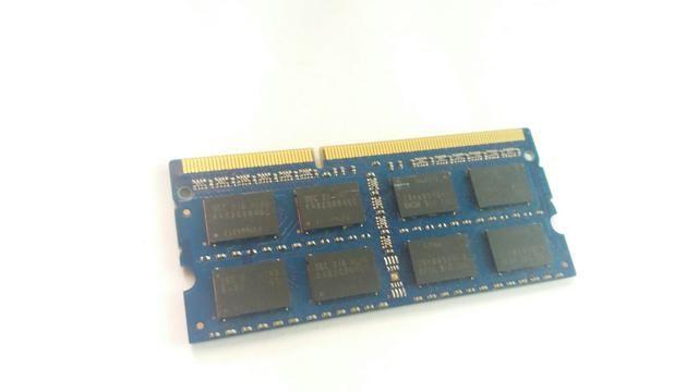 Memória de notebook drr3 4g 60$ 82 9 88017104 ou chat