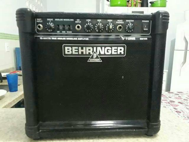 Cubo Guitarra Behringer V-Fone GM108