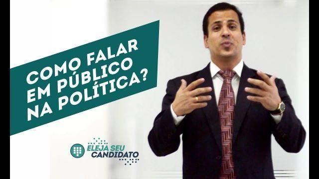 Como falar em Público na Política