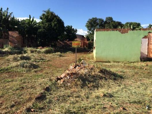 Terreno na Vila Nossa Senhora Aparecida