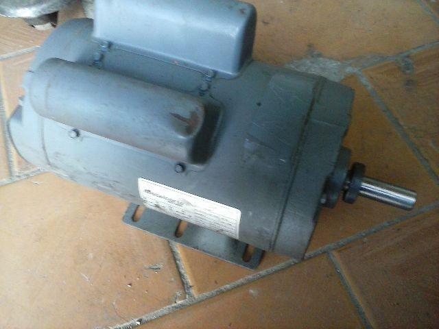Motor monofasico 2 cv -3500rpm
