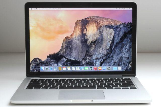 Conserto de Macbook Retina 13