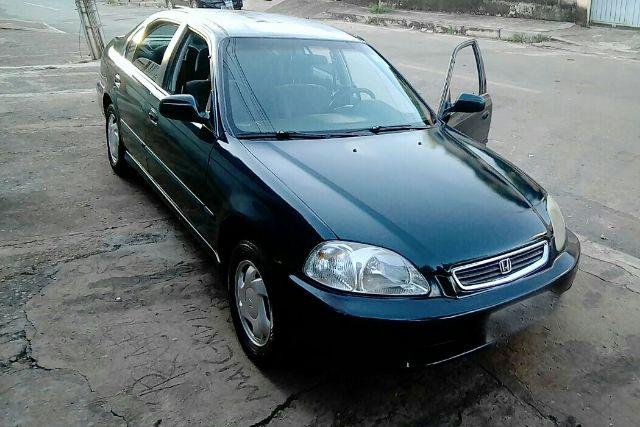 Honda Civic Ex 1.6 (Motor Novo)