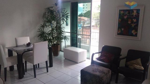 Cond. Morada das Árvores Apartamento residencial à venda, Pinheiro, Maceió.