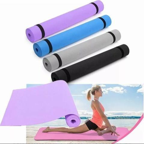 Tapete Yoga, Ginástica, Pilates