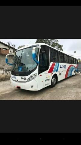 Ônibus Rodoviário Vw 17280 Induscar Solar