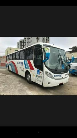 Ônibus Rodoviário Vw 17280 Induscar Solar - Foto 2