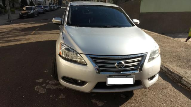 "Nissan Sentra SV 2014 com Multimidia Android 8"" - 56.800 Km - Foto 4"