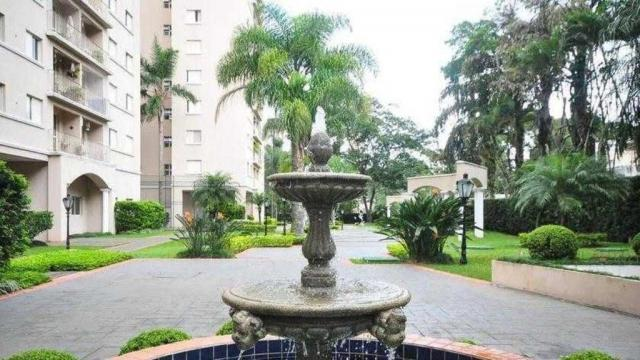Apartamento à venda com 3 dormitórios em Morumbi, São paulo cod:54911 - Foto 4