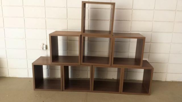 Modulos de madeira