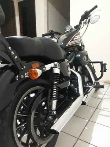 Harley Davidson XL 883 R - 2013 - Foto 6