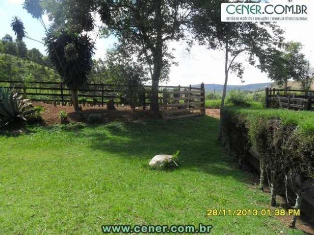 1426/Bela fazenda de 35 ha pertinho de Ouro Branco e com ótima estrutura e belo lago - Foto 5