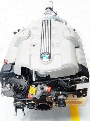 Motor Completo Bmw X5 4.4 V8 Com Nota - Foto 3