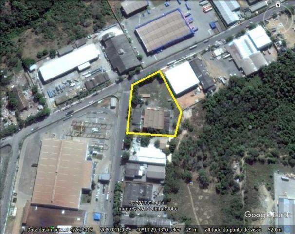 Galpão/depósito/armazém para alugar com 0 dormitórios em Civit i, Serra cod:60082084 - Foto 2