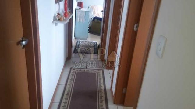 (Condomínio Atlantis Park) Excelente apartamento, 3 dormitórios, com 1 suíte. Aceita carta - Foto 9