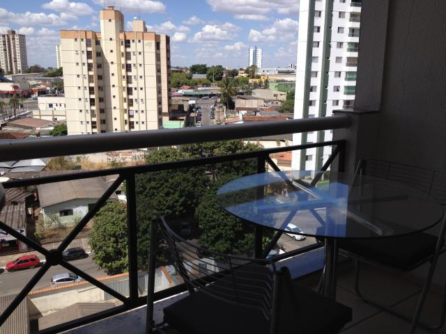 Apartamento à venda com 1 dormitórios em Setor pedro ludovico, Goiânia cod:1001 - Foto 4