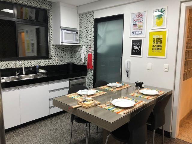 Apartamento a venda buritis 4 quartos suíte 2 vagas cobertas e lazer - Foto 10