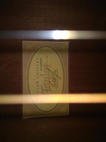 Vendo Violão Taylor 110 CE - Foto 4