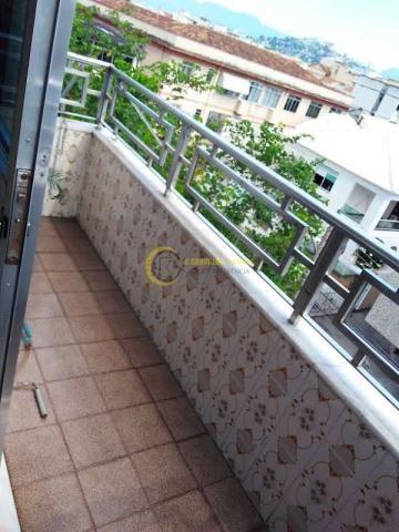 Apartamento 2 quartos com varanda em  Olaria - Quadra Azul - Foto 3