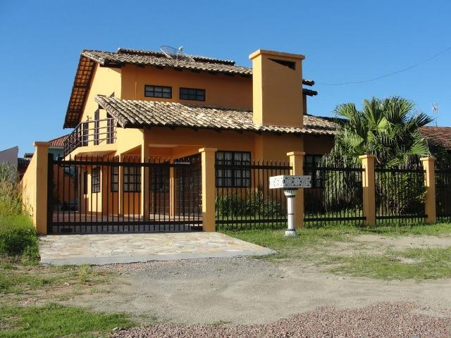 Residência em Itapoá ,5q.(4suítes), hidro, snooker, wifi,60m do mar, monitoramento 24h - Foto 2