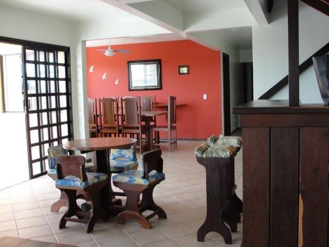 Residência em Itapoá ,5q.(4suítes), hidro, snooker, wifi,60m do mar, monitoramento 24h - Foto 5