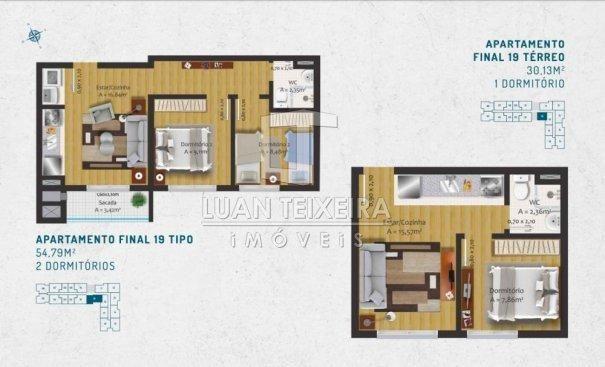 Duque 1128 - Apartamento em Lançamentos no bairro Fragata - Pelotas, RS - Foto 18